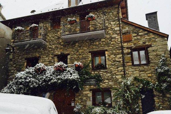Hostal Rural Casa Moline - фото 22