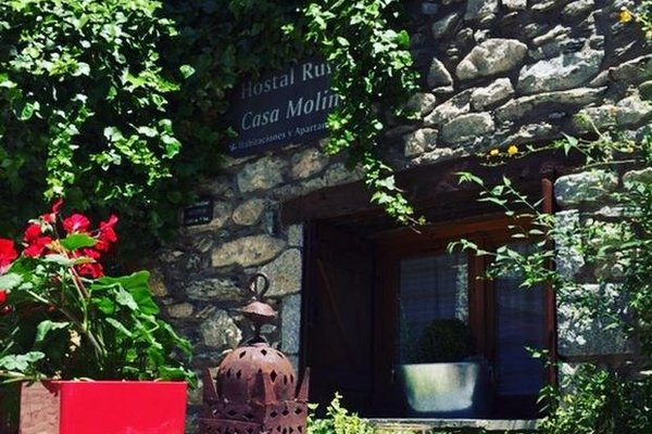 Hostal Rural Casa Moline - фото 23