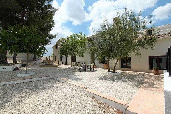 Casa Pedro Barrera - фото 14