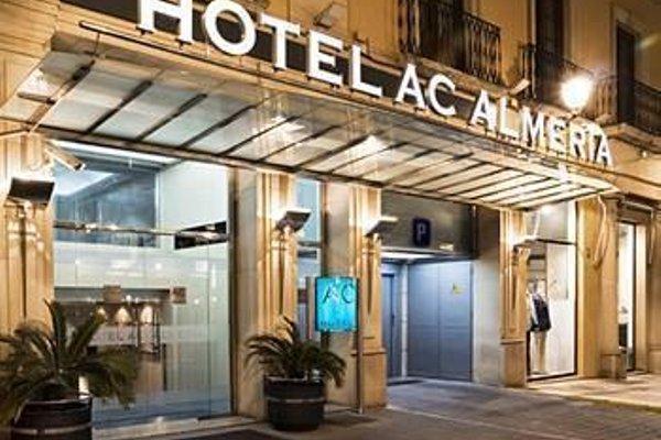 AC Hotel Almeria, a Marriott Lifestyle Hotel - фото 20