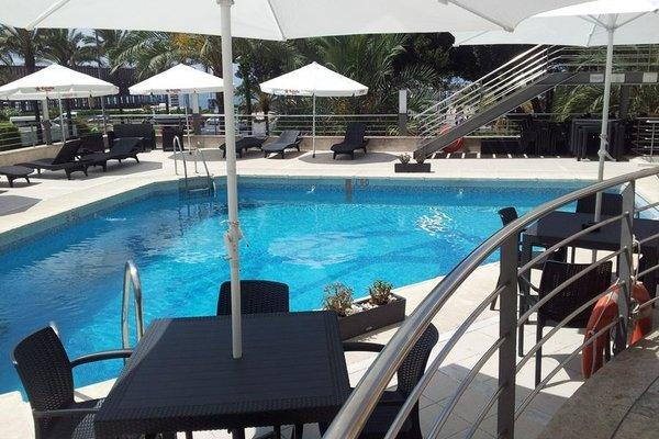 Citymar Gran Hotel Almera - фото 19