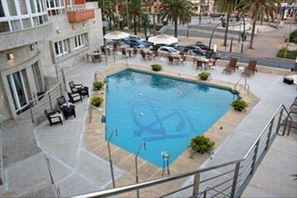 Citymar Gran Hotel Almera - фото 21