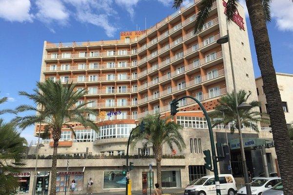 Citymar Gran Hotel Almera - фото 22