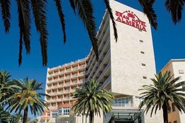 Citymar Gran Hotel Almera - фото 23