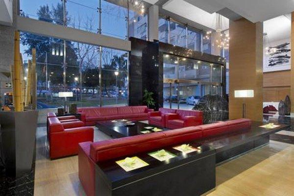 Elba Almeria Business & Convention Hotel - фото 14