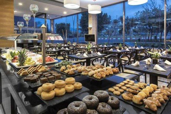 Elba Almeria Business & Convention Hotel - фото 18
