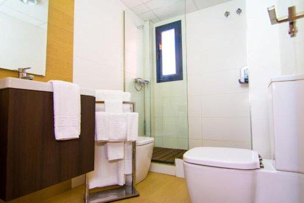 Apartamentos 16:9 Suites Almeria - фото 11