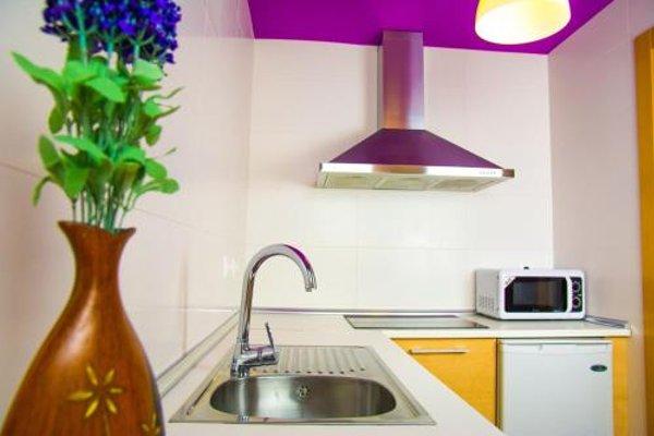 Apartamentos 16:9 Suites Almeria - фото 14