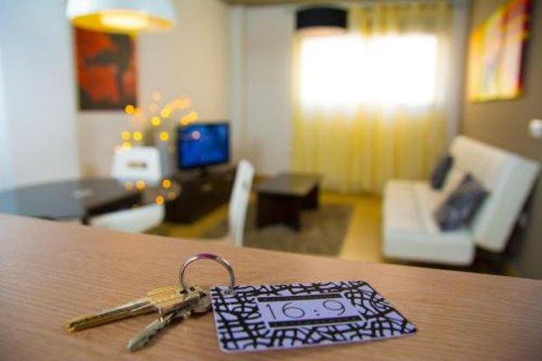 Apartamentos 16:9 Suites Almeria - фото 4