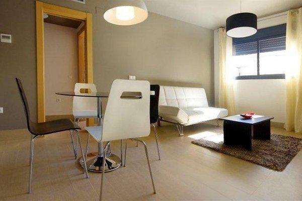 Apartamentos 16:9 Suites Almeria - фото 5