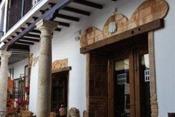 Rural Casa Grande Almagro - фото 11