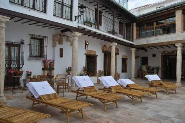 Rural Casa Grande Almagro - фото 21