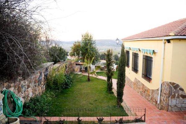 Hotel Rural Restaurante Los Rosales - фото 18