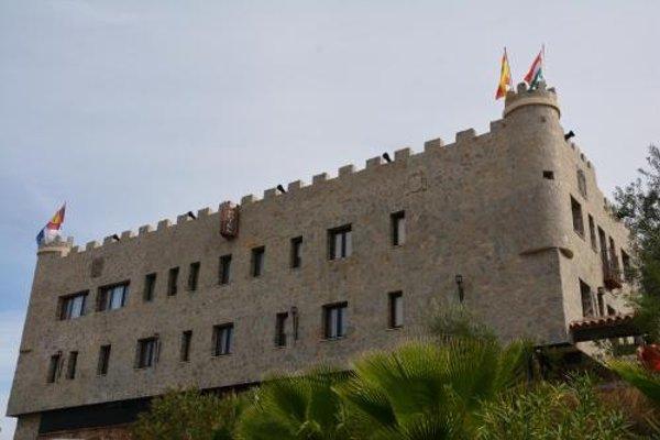 Hotel Rural Restaurante Los Rosales - фото 23