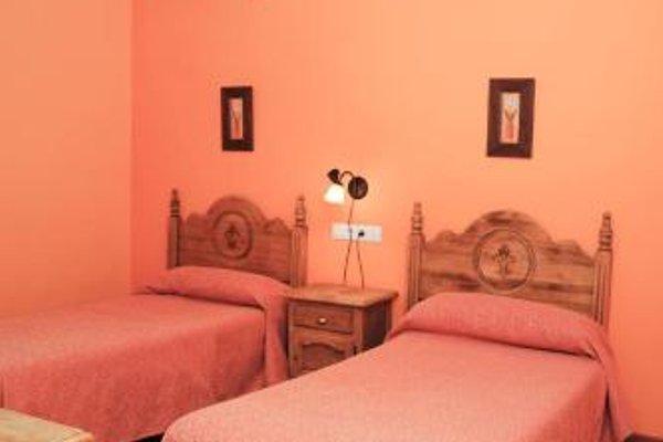 Hotel Rural Restaurante Los Rosales - фото 4