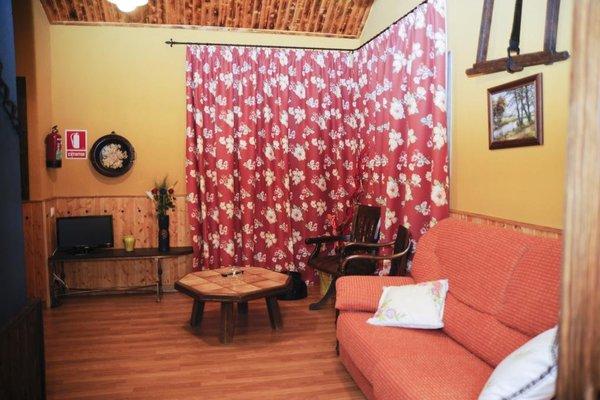Hotel Rural Restaurante Los Rosales - фото 8