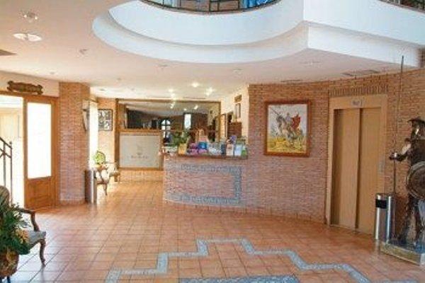 Hotel Mio Cid - фото 14