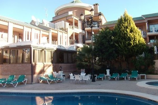 Hotel Mio Cid - фото 19