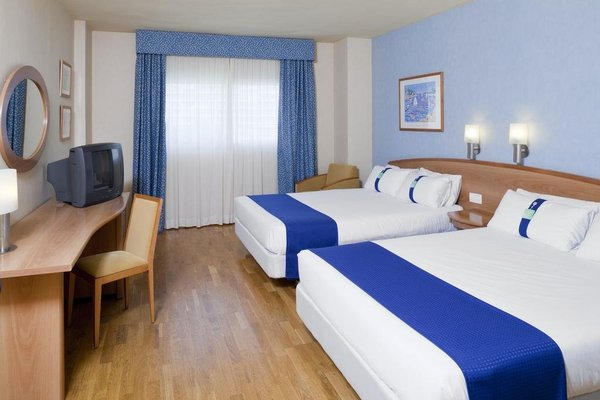 Holiday Inn Alicante Playa de San Juan - фото 4