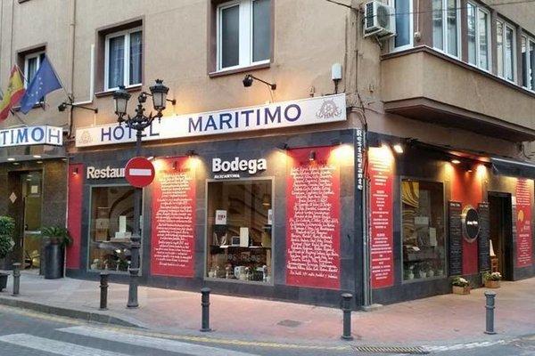 Hotel Maritimo - фото 15