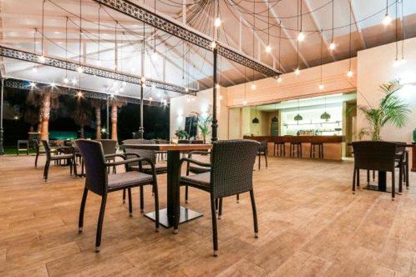 Hotel Alicante Golf - фото 12