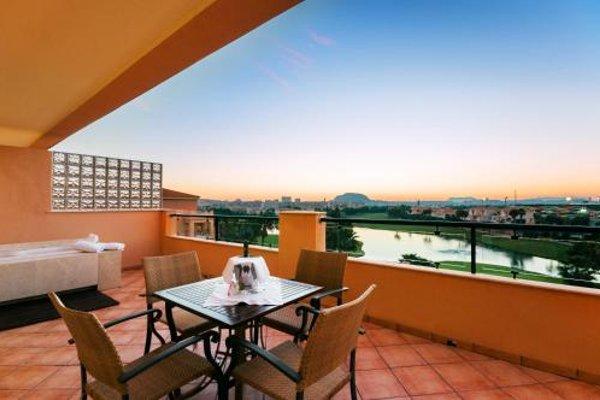 Hotel Alicante Golf - фото 17