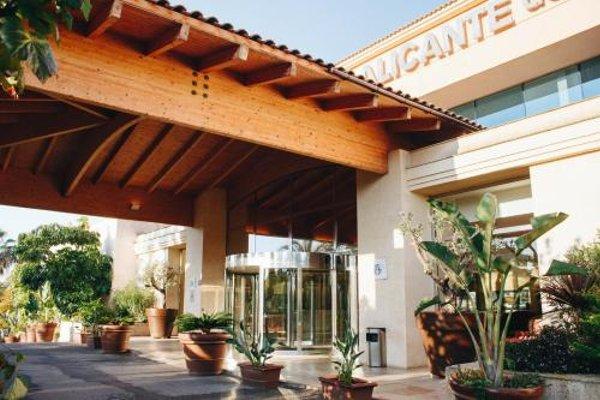 Hotel Alicante Golf - фото 21