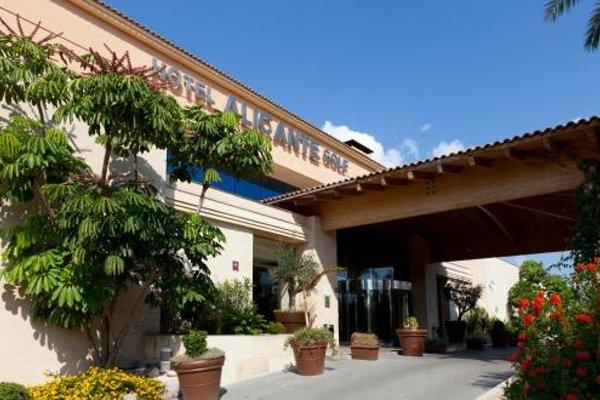 Hotel Alicante Golf - фото 22
