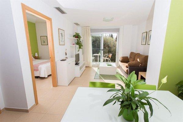 Apartamentos El Palmeral de Madaria - фото 11