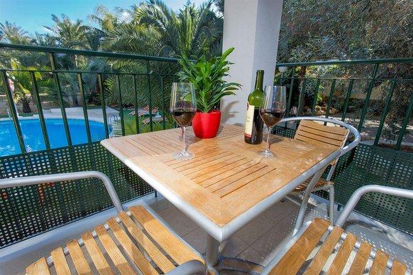 Apartamentos El Palmeral de Madaria - фото 17