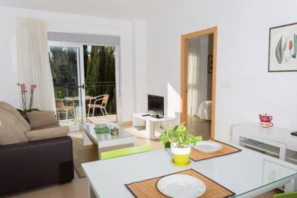 Apartamentos El Palmeral de Madaria - фото 4