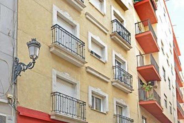 Apartamentos Plaza - фото 22