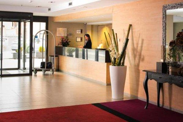Hotel Balneario Alhama de Aragon - фото 15