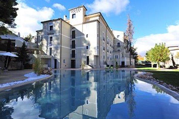 Hotel Balneario Alhama de Aragon - фото 21