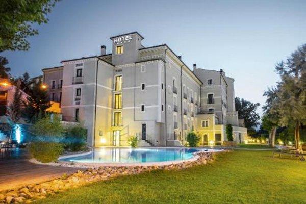 Hotel Balneario Alhama de Aragon - фото 23
