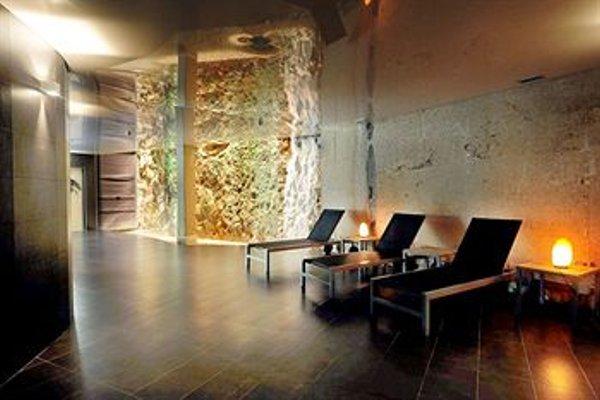 Hotel Balneario Alhama de Aragon - фото 4