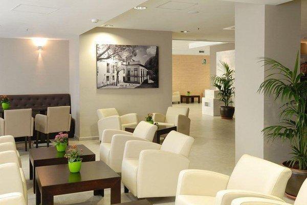 Hotel Balneario Alhama de Aragon - фото 7