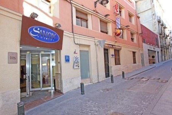 Hostal Savoy - 22