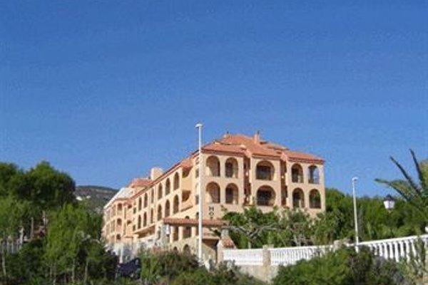 Hotel Sancho III - фото 23