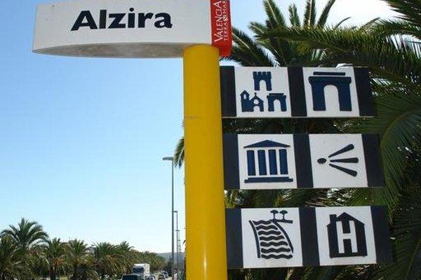 Hotel Avenida Plaza - фото 21