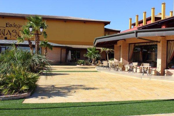 Hotel Bodegas Viсasoro - фото 17