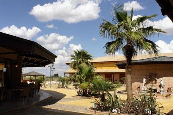 Hotel Bodegas Viсasoro - фото 20
