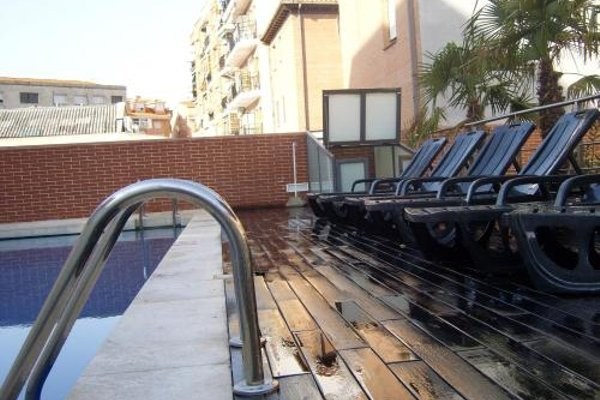 Hotel Apartamentos Don Juan I - фото 19
