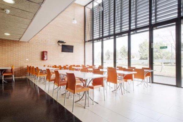 Residencia Universitaria Giner de Los Rios - фото 12