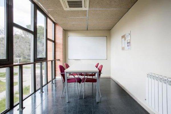 Residencia Universitaria Giner de Los Rios - фото 18