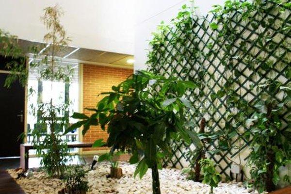 Residencia Universitaria Giner de Los Rios - фото 21