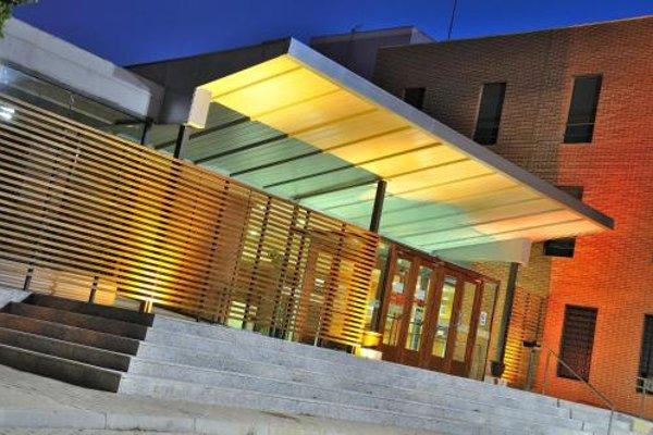 Residencia Universitaria Giner de Los Rios - фото 23