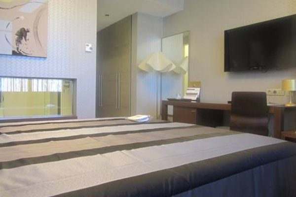 Отель SERCOTEL ENCIN GOLF - фото 4