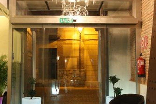 Evenia Alcala Boutique Hotel - фото 4