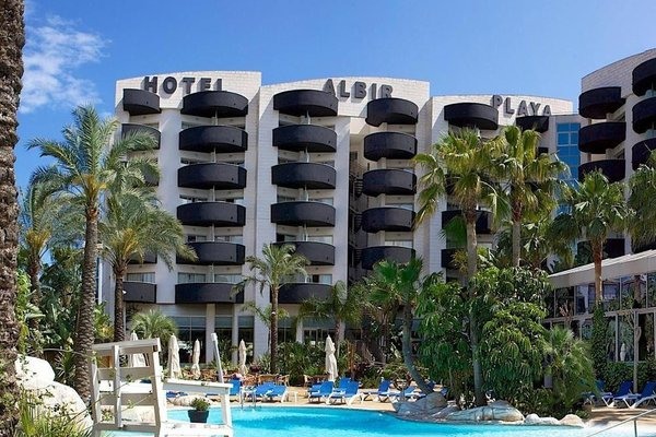 Albir Playa Hotel & Spa - фото 23